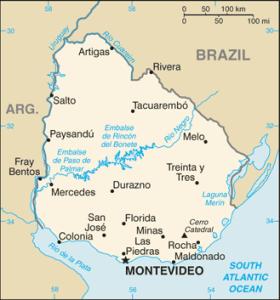 Uruguay_mapa