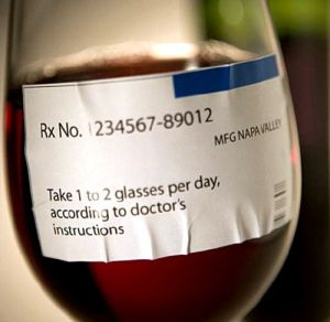healthy-red-wine
