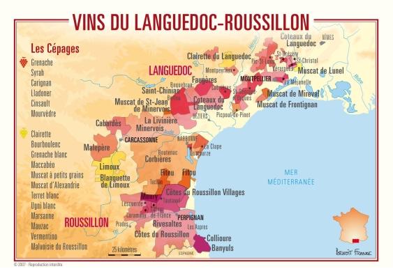 languedoc-rousillon-map-by-bentoit-france